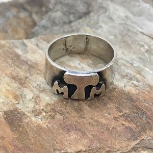 MTM Sterling Ring Size 7.5